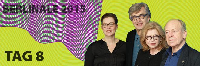 Berlinale 2015 - Tag 8
