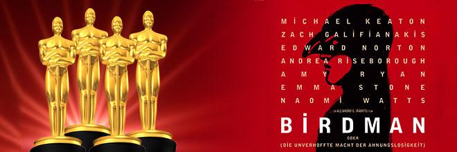Die Oscargewinner stehen fest