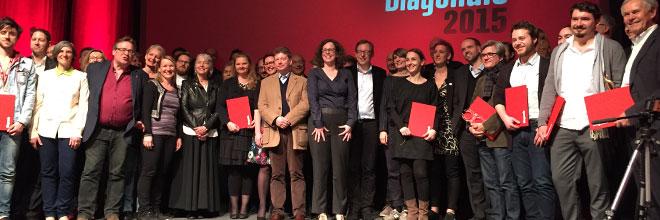 Die Gewinner der Diagonale 2015
