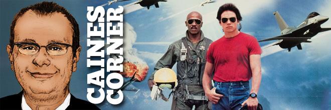 Caines Corner: Filmerlebnisse vorher und nachher