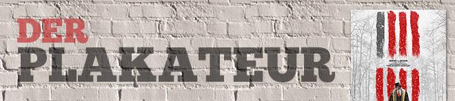 Der Plakateur: Tarantinos Strichliste