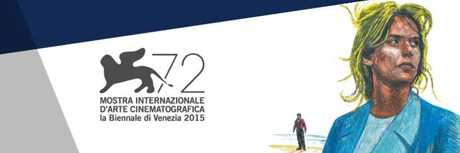 Filmfestspiele von Venedig 2015