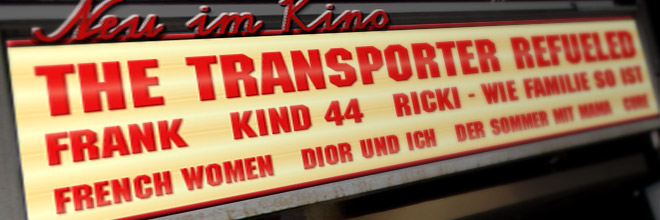 Neu im Kino: Woche 36/2015