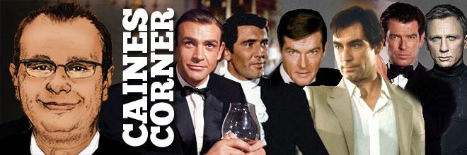 Caines Corner: Wer ist der beste Bond?