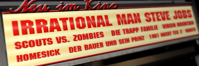 Neu im Kino: Woche 46/2015