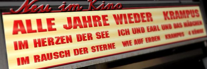 Neu im Kino: Woche 49/2015