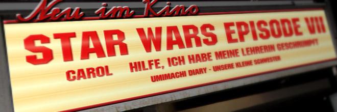 Neu im Kino: Woche 51/2015