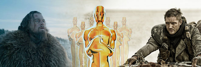 Die Oscarnominierungen 2016