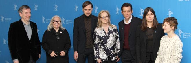 Die Jury der Berlinale 2016