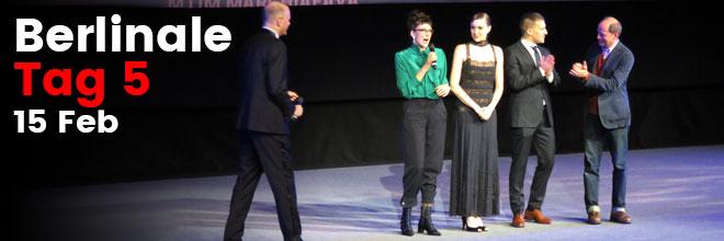 Berlinale 2016 - Tag 5