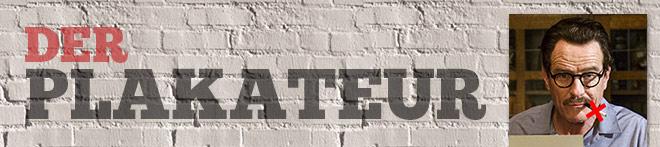 Der Plakateur: Trumbo als Nichtraucher