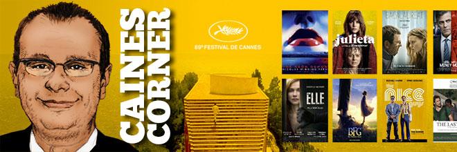 Caines Corner: Cannes 2016