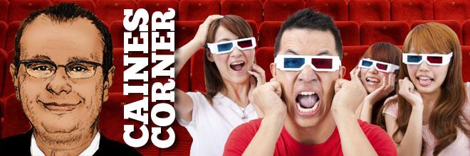 Caines Corner: 3D – jetzt reicht's