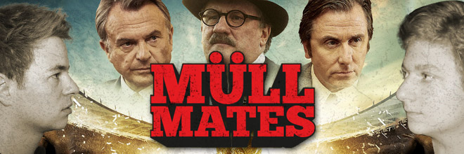 >Müll Mates - United Passions