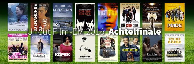 Film-EM Achtelfinale