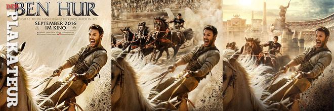 Der Plakateur: Ben Hur