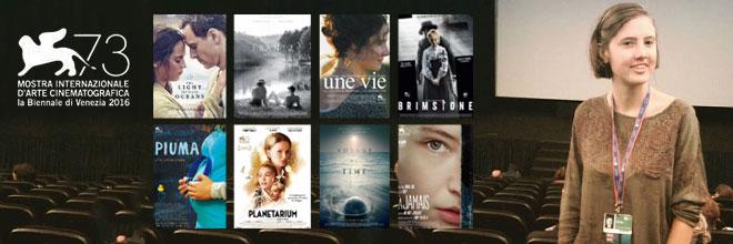 Lucys Blick auf die Wettbewerbsfilme von Venedig