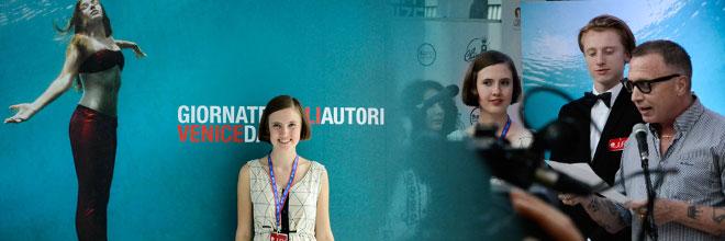 Luzia Johow bei den Filmfestspielen von Venedig - Teil 3