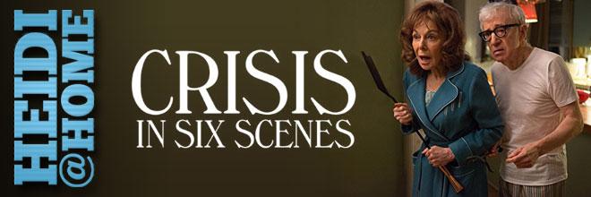 Heidi@Home: Crisis in Six Scenes