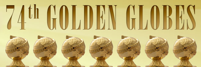 >Die Golden Globe Nominierungen 2016