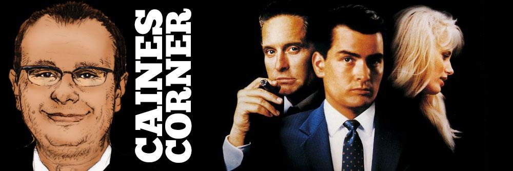 Caines Corner: Wall Street