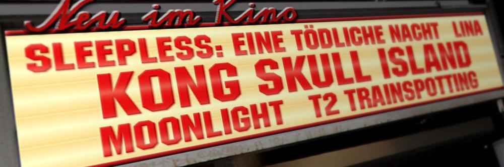 Neu im Kino (KW 10/2017)