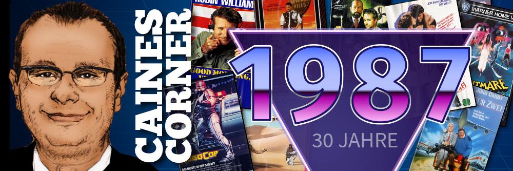 Caines Corner: Kinojahr 1987