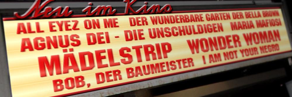 Neu im Kino (KW 24/2017)