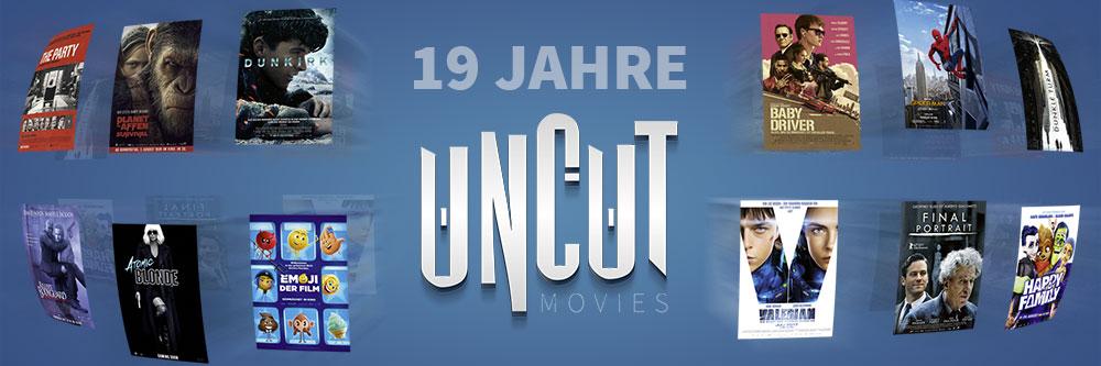 19 Jahre Uncut - HEUTE