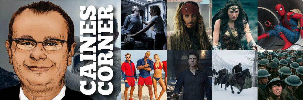 Caines Corner: Kinosommer 2017
