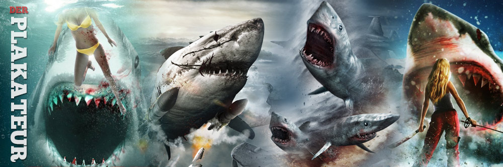 Der Plakateur: Von Sharknado bis zum Zombie Hai