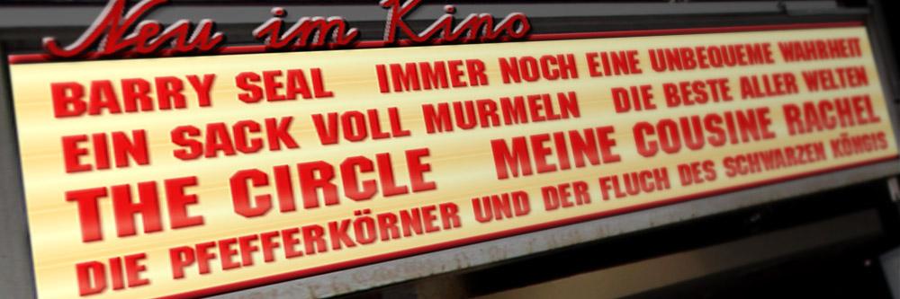 Neu im Kino (KW 36/2017)