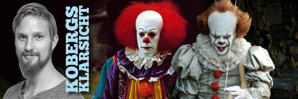 Kobergs Klarsicht: Erinnerungen an den Clown