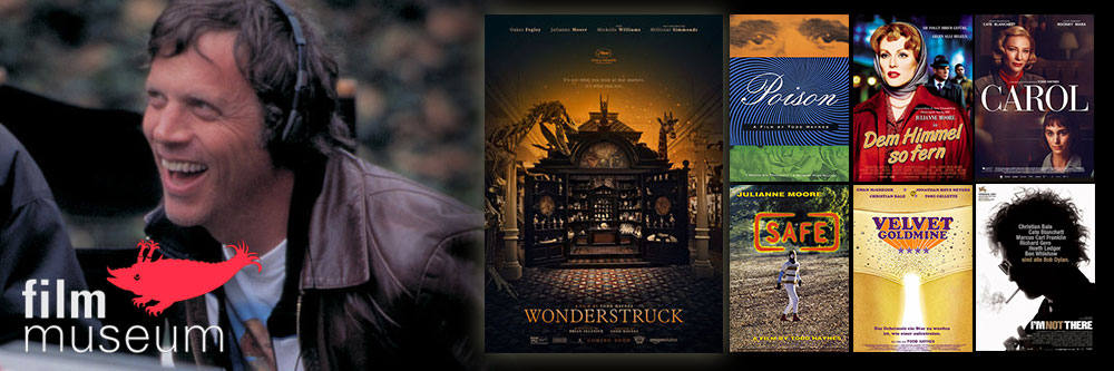 Todd Haynes zu Gast im Filmmuseum