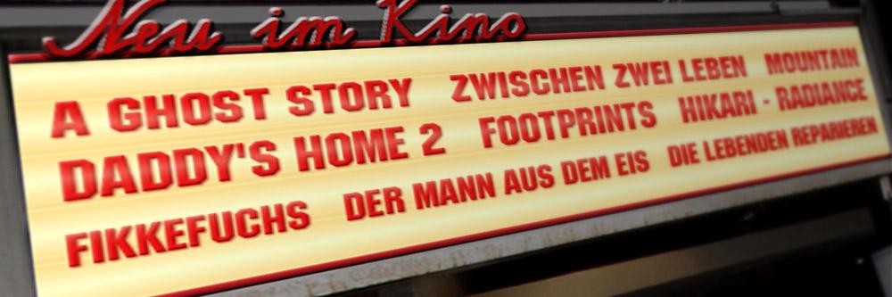 Neu im Kino (KW 49/2017)