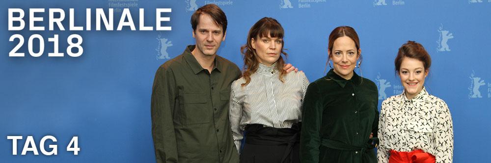 Berlinale 2018 - Tag 4