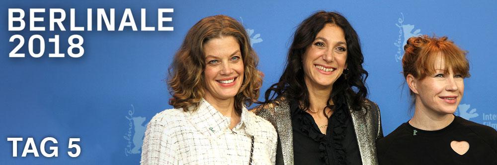 Berlinale 2018 - Tag 5