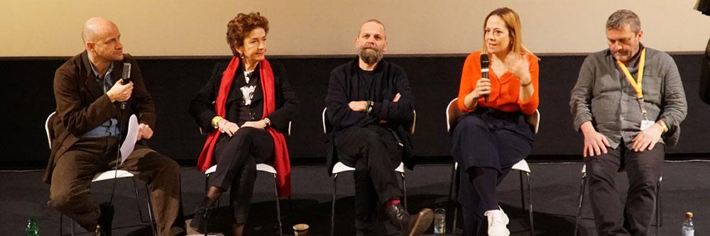 #KlappeAuf bei der Berlinale