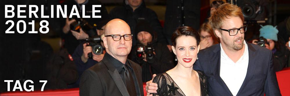 Berlinale 2018 - Tag 7