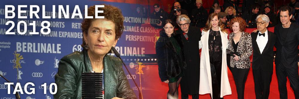 Berlinale 2018 - Tag 10