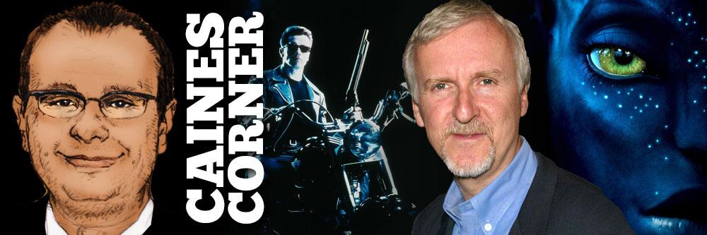Caines Corner: James Cameron