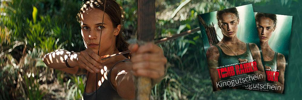 Tomb Raider - Das Uncut-Quiz