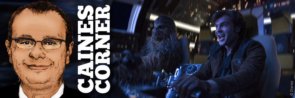 >Caines Corner: Star Wars Overkill
