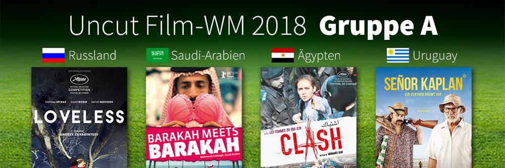 Film-WM Gruppe A