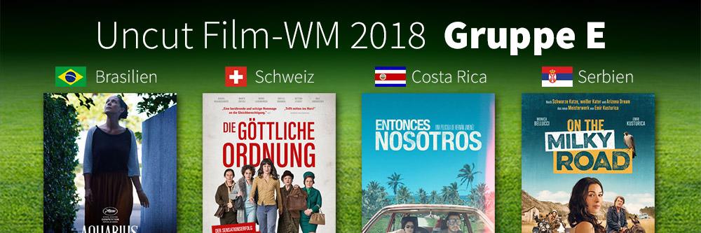 Film-WM Gruppe E