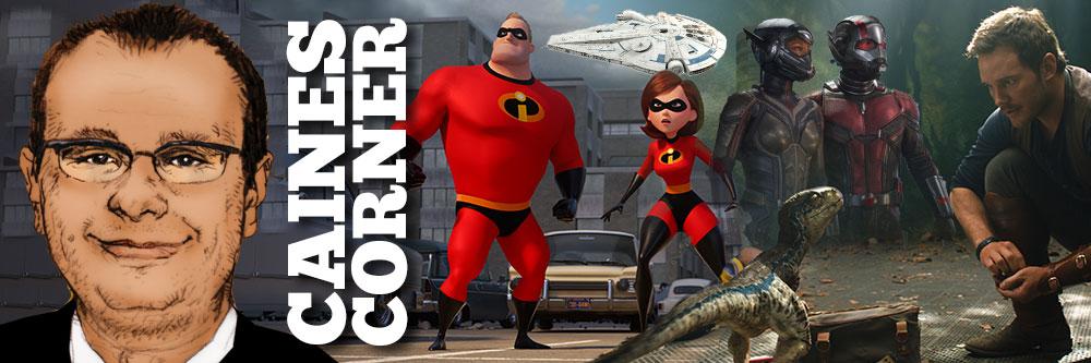Caines Corner: Sommerblockbuster 2018