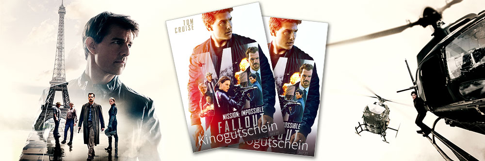 Mission: Impossible - Fallout - Das Uncut-Quiz