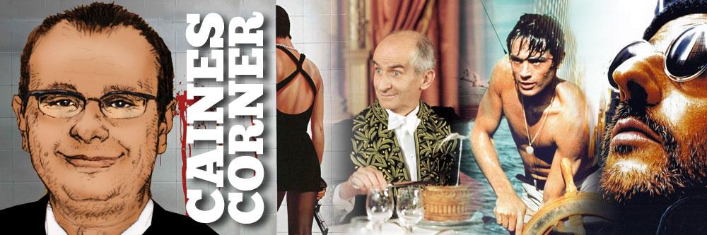 Caines Corner: Vive la France