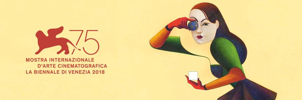 Filmfestspiele von Venedig 2018