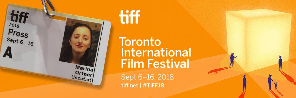 Uncut auf dem Toronto Filmfestival 2018